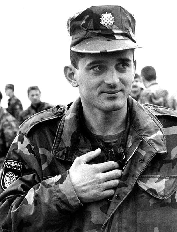 Damir Tomljanović Gavran